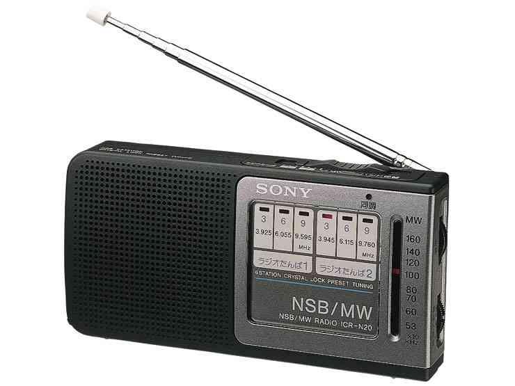 ラジオの平均聴取時間は1日2時間