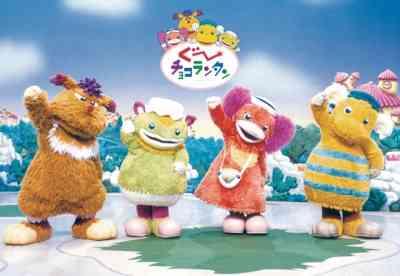 NHK新番組「おとうさんといっしょ」がスタート 新キャラに「シュッシュ」と「ポッポ」
