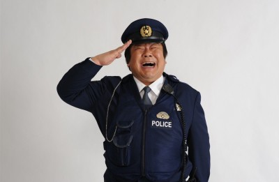 石塚英彦、連続ドラマ初主演!テレビ朝日系「刑事110キロ」で体重110キロの新人刑事を演じる