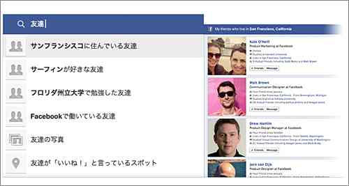 facebook新機能「グラフ検索」が危なすぎる件