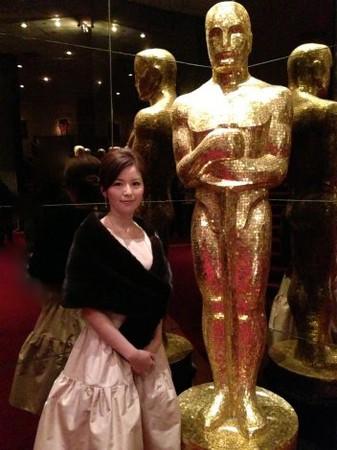 中野美奈子の「最悪」アカデミー賞取材、アメリカでも話題に「誰だコイツ?」「ぶち壊しだよ!」