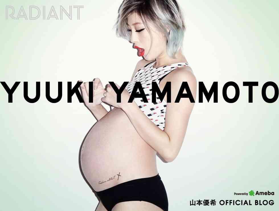山本優希、妊娠中もビキニ「妊婦さんのお腹ってとても神秘的なので、隠すのはもったいないと思って」
