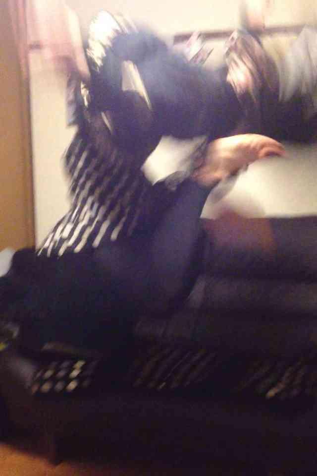 力士とえびぞりジャンプ!ももいろクローバーZがNHK福祉大相撲に登場