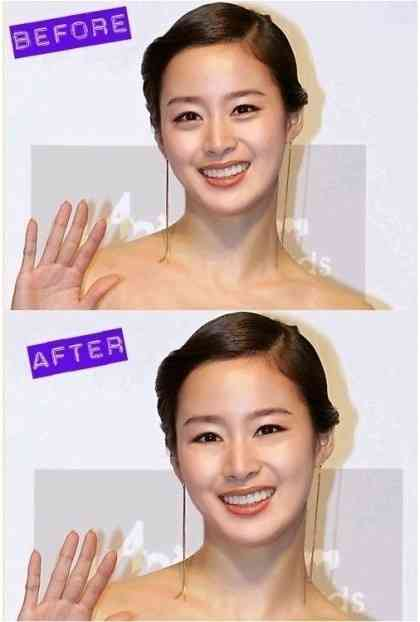 可愛すぎる韓国美少女、テレビ出演でPhotoShopが使えずヤバい結果に…