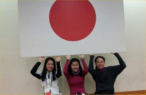 浅田真央が3度目の優勝!フィギュア四大陸選手権、日本女子が表彰台独占