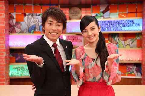 ロンブー田村淳&ベッキー、4月スタートのバラエティー番組『赤丸!スクープ甲子園』でタッグ