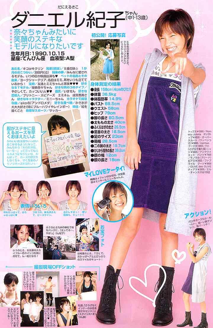 水原希子の少女時代www
