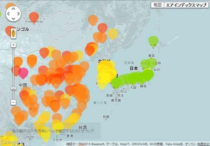 中国「大気汚染の原因がわかった!日本から汚染物質が飛来してるのと、日系企業の工場排気だ!」