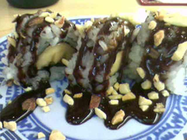 くら寿司がマジキチ寿司を販売!バレンタイン限定「チョコバナナ寿司」