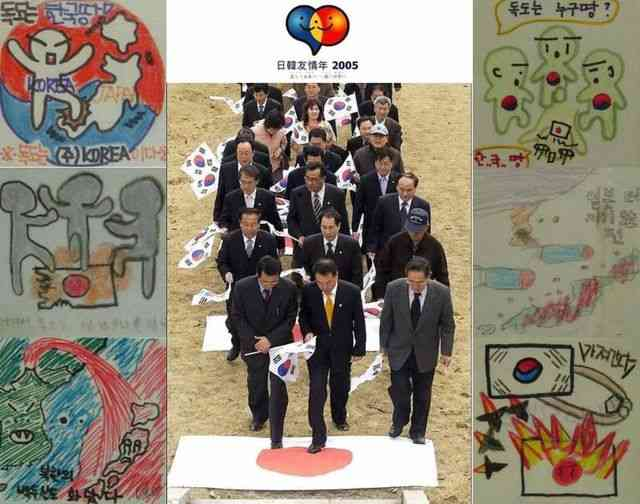 韓国、中国、朝鮮いつも叩いているけどこんな方たちもいることだけは知ってほしい。