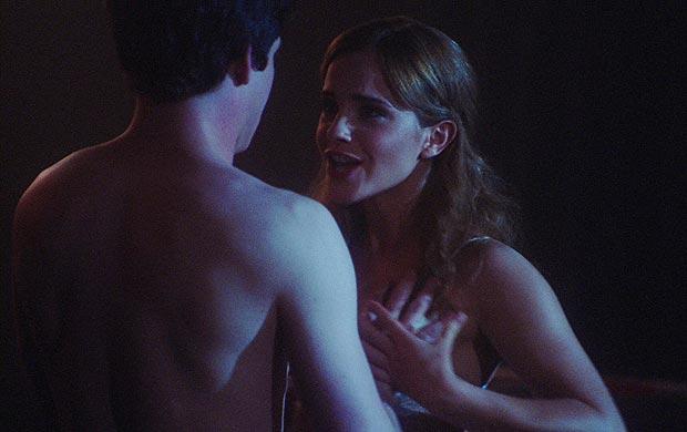 エマ・ワトソン、男子に胸を触らせるセクシーなシーンに挑戦