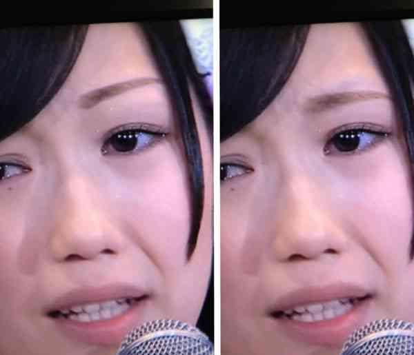 """AKB48渡辺麻友が缶コーヒー「ワンダ 金の微糖」のCMで""""すっぴん""""地味顔披露"""