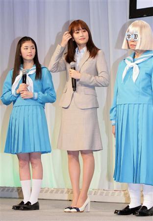 前田敦子が教師役に初挑戦!香取慎吾と初共演