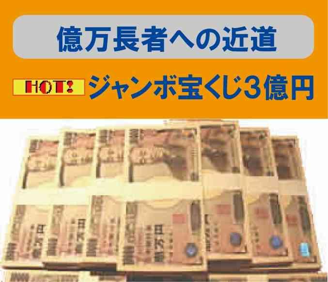 三億円の使い道♪