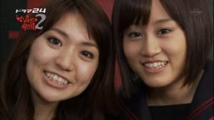 前田敦子と大島優子が『日本アカデミー賞授賞式』で久々2ショット