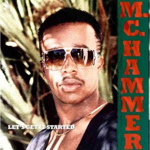 MCハマー、逮捕