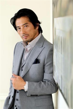 スーツ姿が似合う俳優さんは誰ですか?