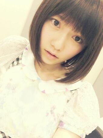 AKB48・ぱるること島崎遥香のすっぴんがなんか怖い