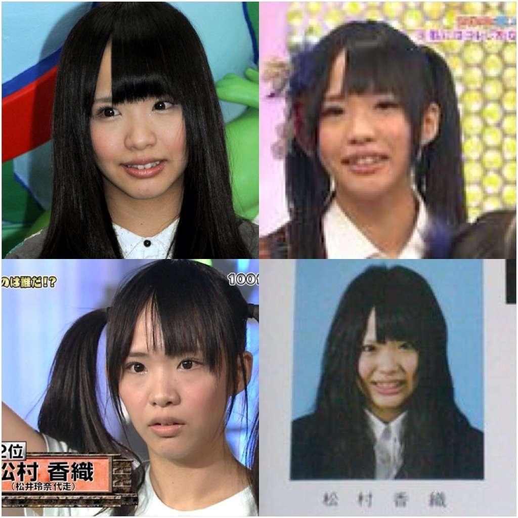 SKE48松村香織の行動が笑えない…