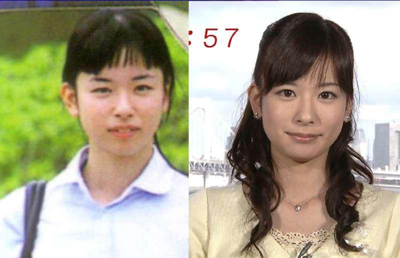 フジ・ショーパンこと生野陽子アナの整形前画像www