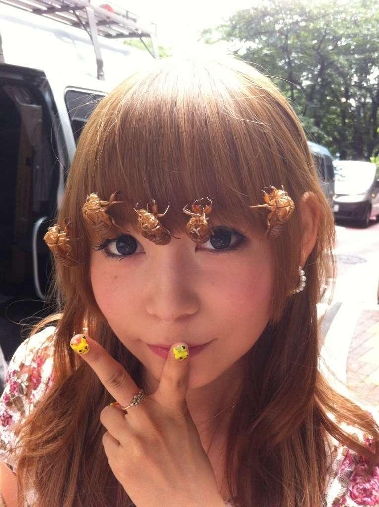 【閲覧注意】中川翔子さん ツイッターに載せた写真がやばいと話題