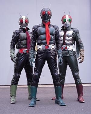 新生『仮面ライダーガイム』はフルーツと戦国武将が合体!ジュノンボーイ佐野岳が初主演