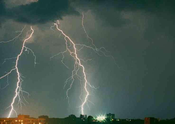 最近のゲリラ雷雨がヤバい件