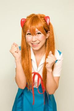 ぱるることAKB48島崎遥香が挑戦したエヴァのアスカコスプレをご覧くださいww