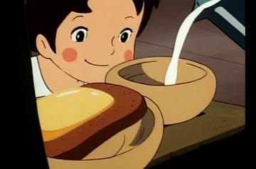 アニメや漫画で食べてみたいと思った料理は何ですか?
