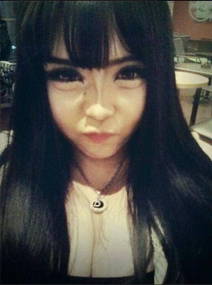 【閲覧注意】整形?メイク?韓国人の顔が未知の領域へwww