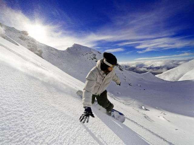 スキー・スノボ好きな人