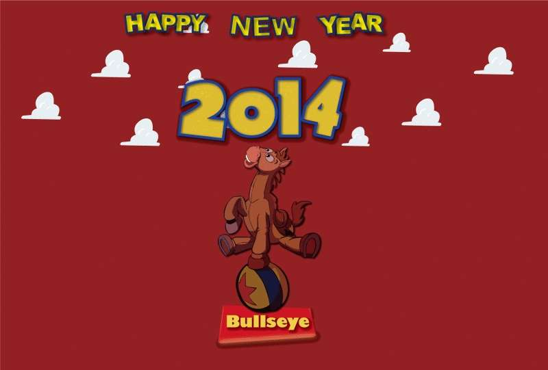 今年の年賀状のデザイン