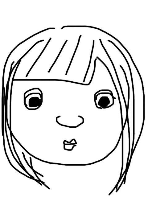 童顔の人のメイク