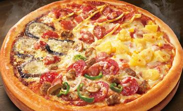 宅配ピザ2000円の原価は約300円 内訳は30%チーズ、20%生地