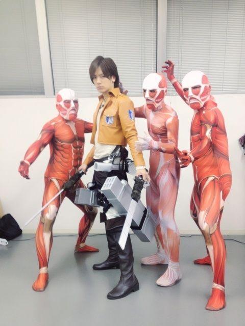 『進撃の巨人』実写映画化が新プロジェクトで始動!2015年公開 樋口真嗣監督、脚本に町山智浩氏