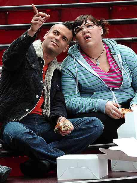 Gleeで好きな人!
