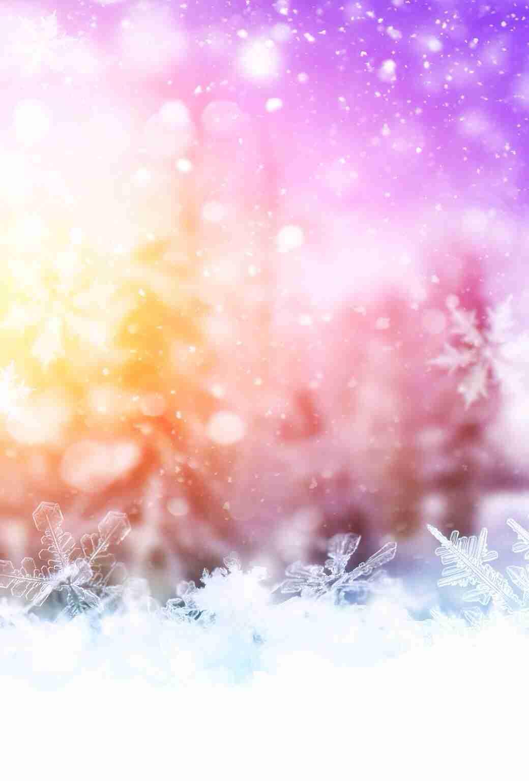 冬って感じのする画像ください
