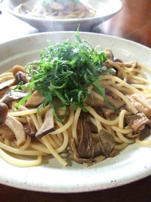 きのこ料理が好きな方!!