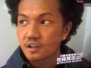 イメチェンしたEXILEのATSUSHIをご覧ください