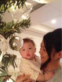 辺見えみり、生後6か月を迎えた娘のブログなどへの顔出しを控えると宣言