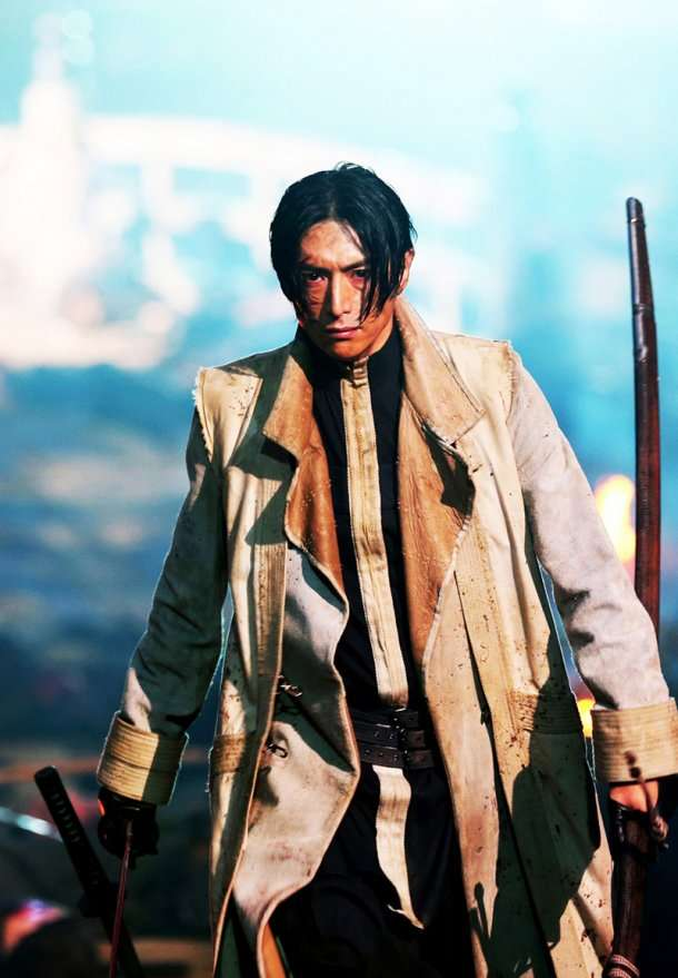 映画「るろうに剣心」巻町操のビジュアル公開、演じるのは土屋太鳳