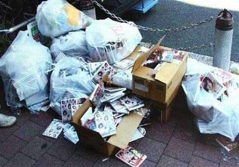 【悲報】東京・井の頭公園の池に捨てられてたものが酷い…