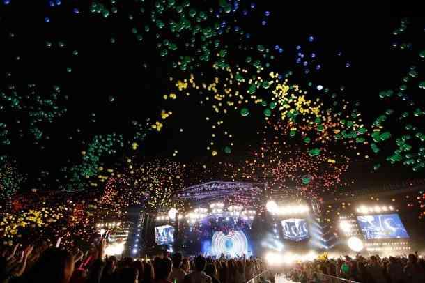 L'Arc-en-Ciel 国立競技場で2DAYSライブ開催決定!