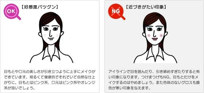社会人女性が化粧をしないのはマナー違反?