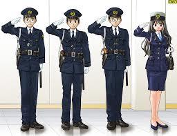 好きな男性の制服!
