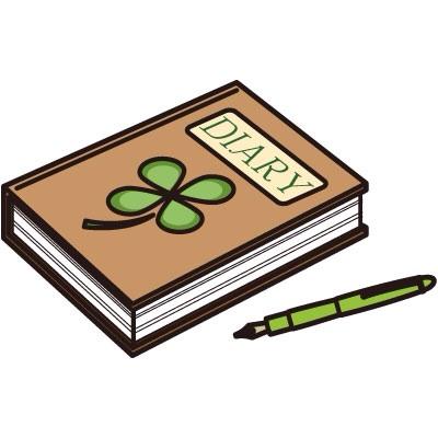 昔の日記、どうしてますか?