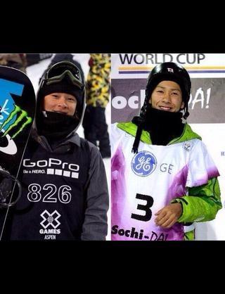 【ソチ五輪】スノーボード 男子ハーフパイプで平野歩夢が銀メダル、平岡卓が銅メダル獲得!