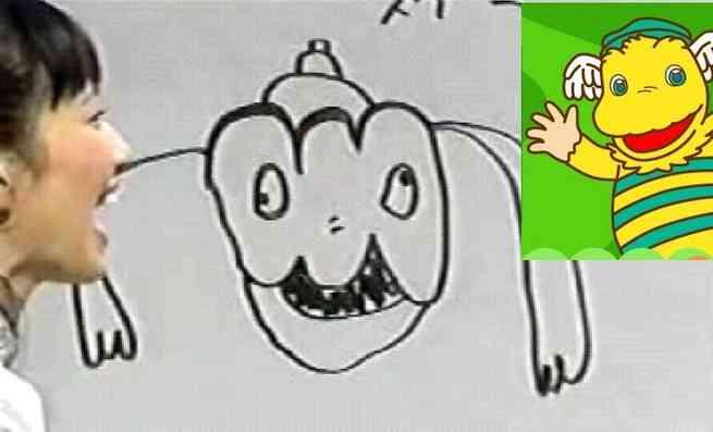 しょこたんこと中川翔子が描いたセーラームーンのイラスト、上手すぎwww