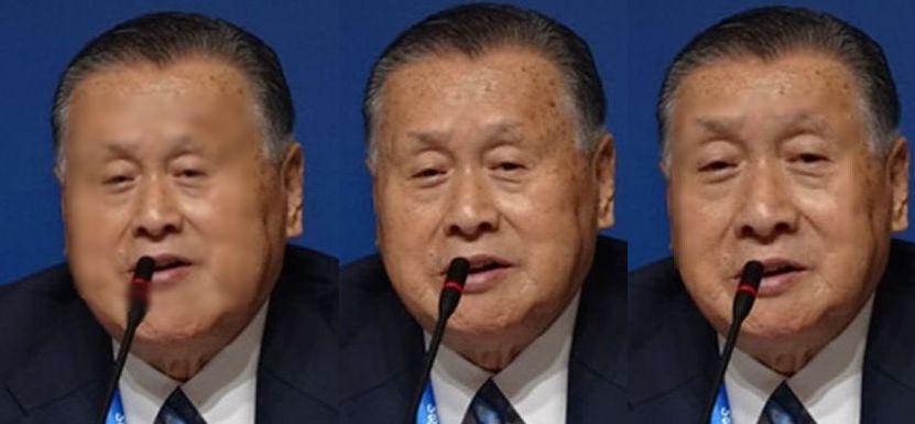森喜朗会長「パラリンピックも行けと命令なんです。また20何時間かけて行くのかと思うと、本当に暗い」
