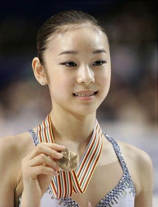 【フィギュア】キム・ヨナ「日本や米国の選手じゃなくて良かった」と本音
